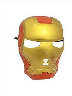 Seasons Merchandise Iron Man Mask fro Kids and Men