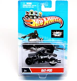 Hot Wheels Motorcycles Bat-Pod
