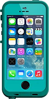 LifeProof FRĒ SERIES Waterproof Case for iPhone 5/5s/SE - Retail Packaging - TEAL (DARK TEAL/TEAL)