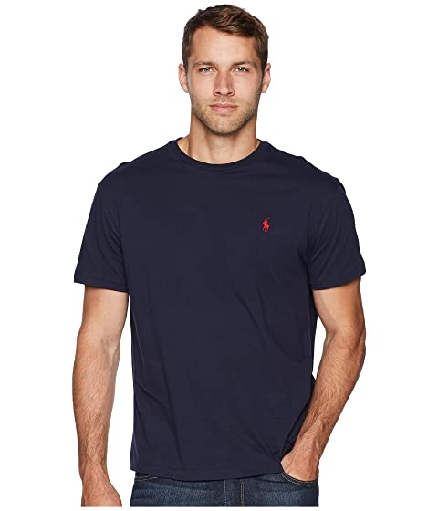 Discount With Paypal Polo Ralph Lauren Classic Fit Crew Neck T-Shirt Ink Discount Online U4PUMdCL