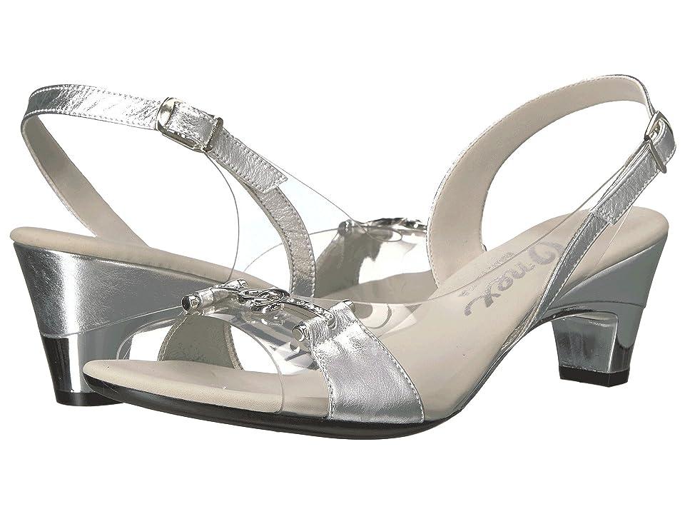 Onex Sweet (Silver Leather) Women