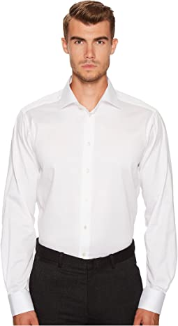 Contemporary Fit Signature Twill Shirt