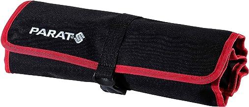 PARAT Gereedschapstas Basic Roll-Up Case (12 insteekvakken, nylon, met steeksluiting, 54 x 33 x 0,5 cm) 5990827991, zwart