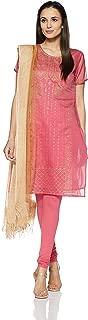 Imara Women's A Line Salwar Suit Set (Pack of 3)