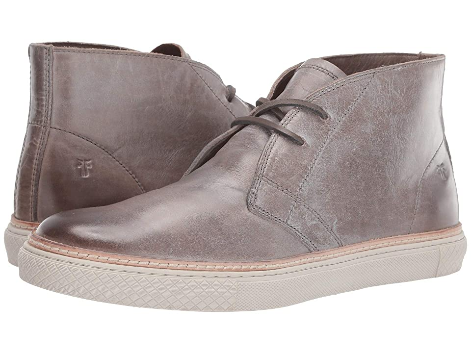 Frye Essex Chukka (Stone Waxed Antique Pull Up) Men