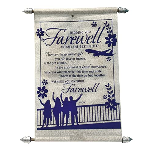What To Gift Seniors In Farewell