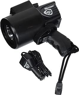 Streamlight 44902 Waypoint Spotlight with 12V DC Power Cord, Black - 550 Lumens