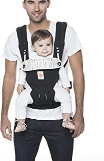 when can baby face forward in ergo carrier