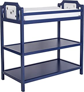 Suite Bebe Celeste Changing Table, Navy Blue