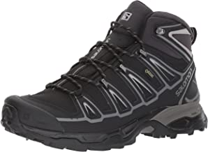 Salomon Men's X Ultra MID 2 Spikes GTX Snow Boot