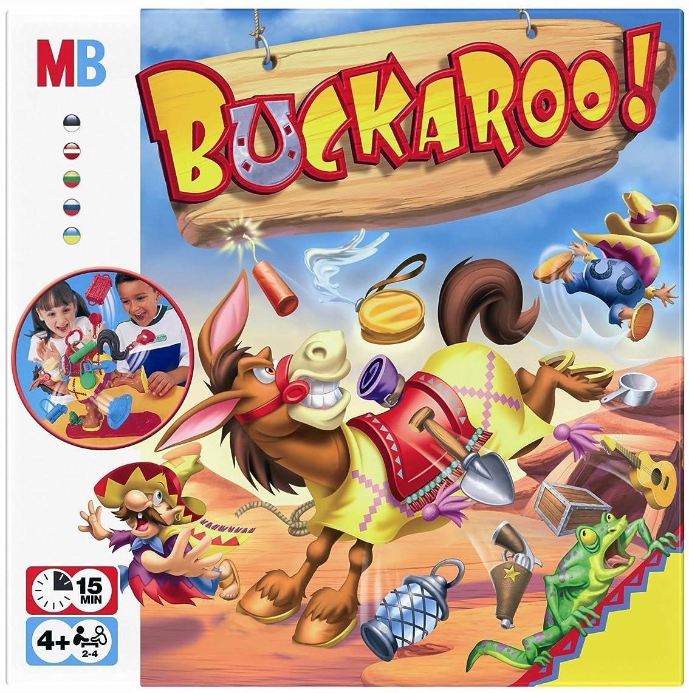 Buckaroo! Game
