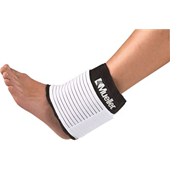 Mueller Cold/hot Wrap, Elastic, Black, One Size