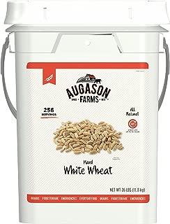 bulk white wheat