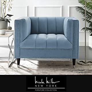 Best club chair tufted Reviews