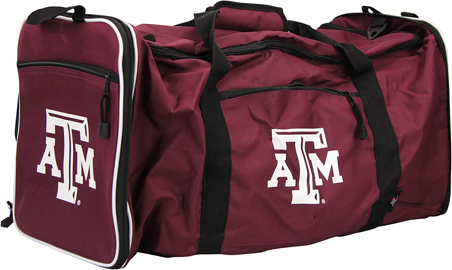 NCAA sold out Team Logo Extended Duffle Aggies Texas AM Finally resale start Bag