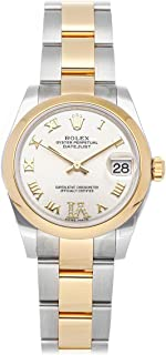 Rolex Datejust Mechanical (Automatic) Silver Dial Womens Watch 17824 (Certified Pre-Owned)