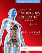 Medical Terminology & Anatomy for Coding E-Book
