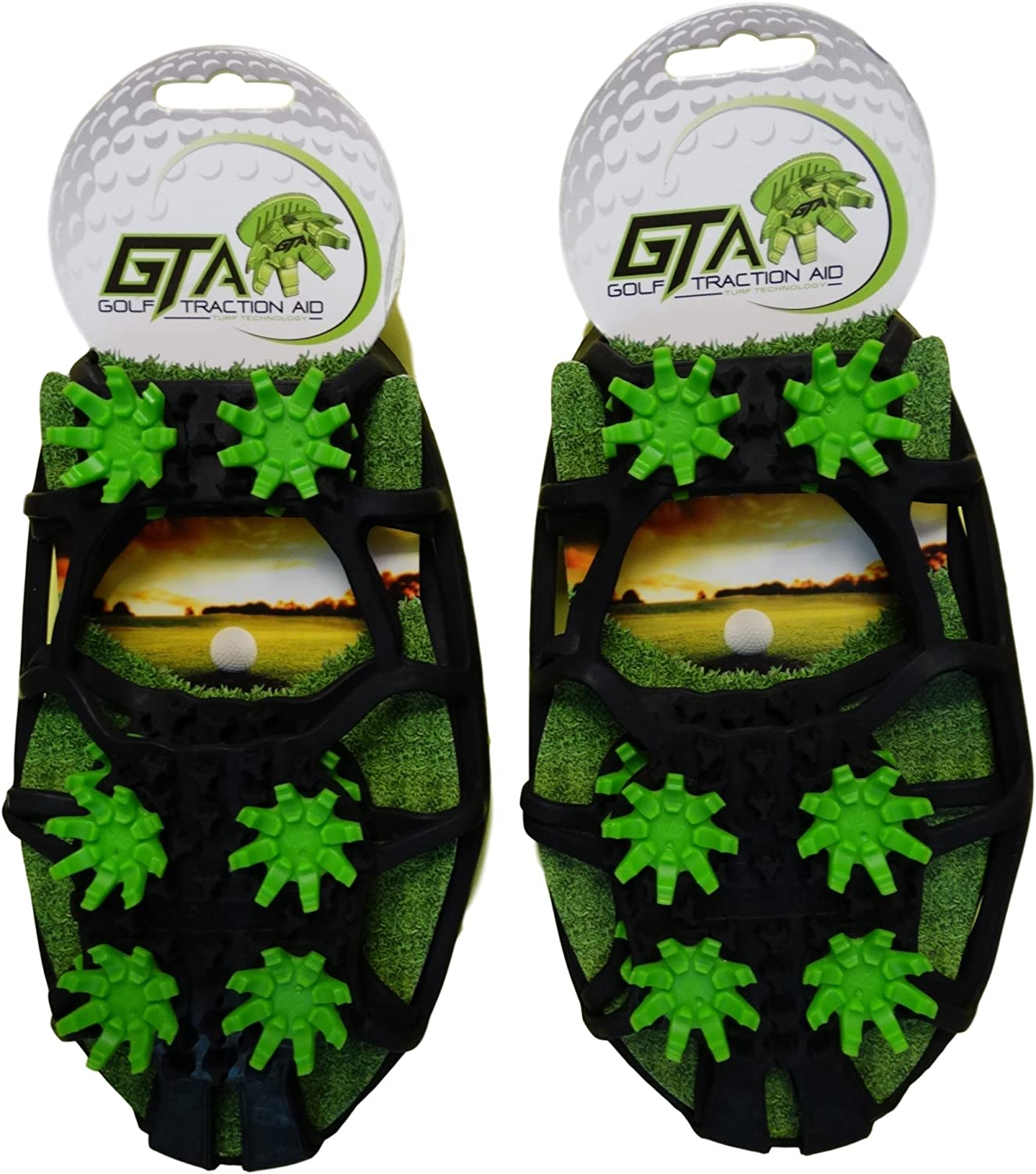 Super Special SALE held Due North Golf Traction Aid - Removable for Turf Industry No. 1 Cleats Spikes