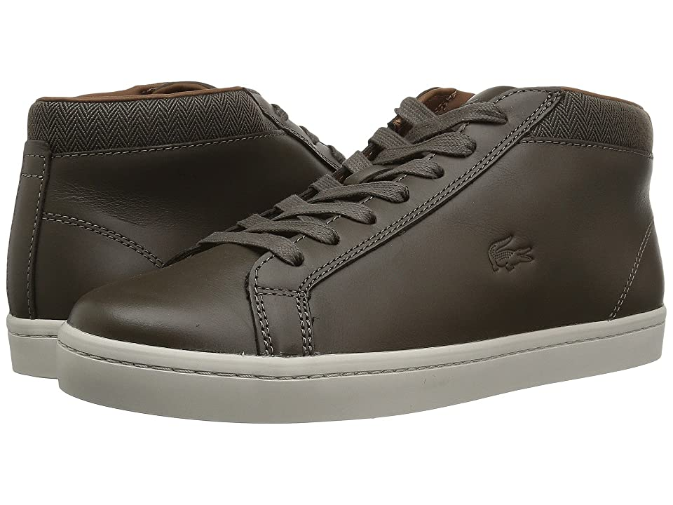 Lacoste Straightset Chukka 417 1 Cam (Light Khaki) Men