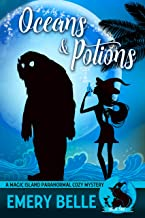 Oceans & Potions (A Magic Island Paranormal Cozy Mystery Book 2)
