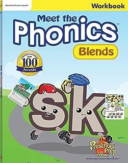 Meet the Phonics - Blends Workbook