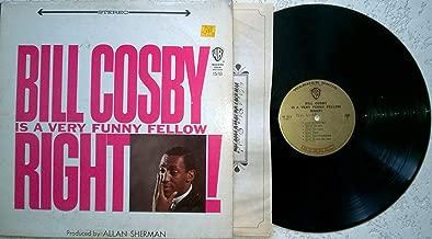Bill Cosby: Bill Cosby Is a Very Funny Fellow Right! (Full Album)
