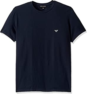 Emporio Armani mens Endurance Crew Neck T-Shirt Pajama Top