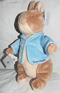"GUND 2005 Beatrix Potter Plush 12"" Peter Rabbit Doll"