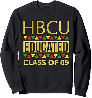 HBCU Educated Class Of 2009 Homecoming Sweatshirt