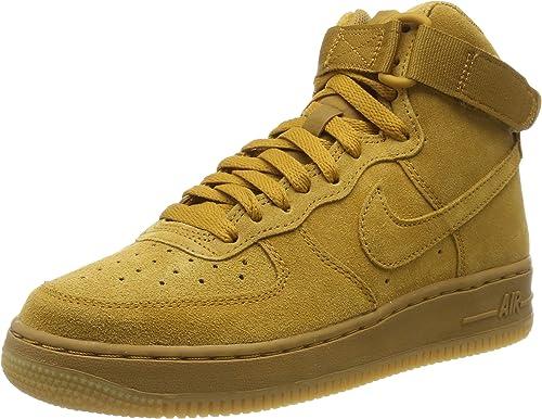 Nike Air Force 1 High Lv8 (GS), Chaussures de Fitness Garçon