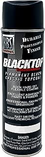 KBS Coatings 8102 OEM Satin Black BlackTop Chassis Paint - 16 fl. oz.