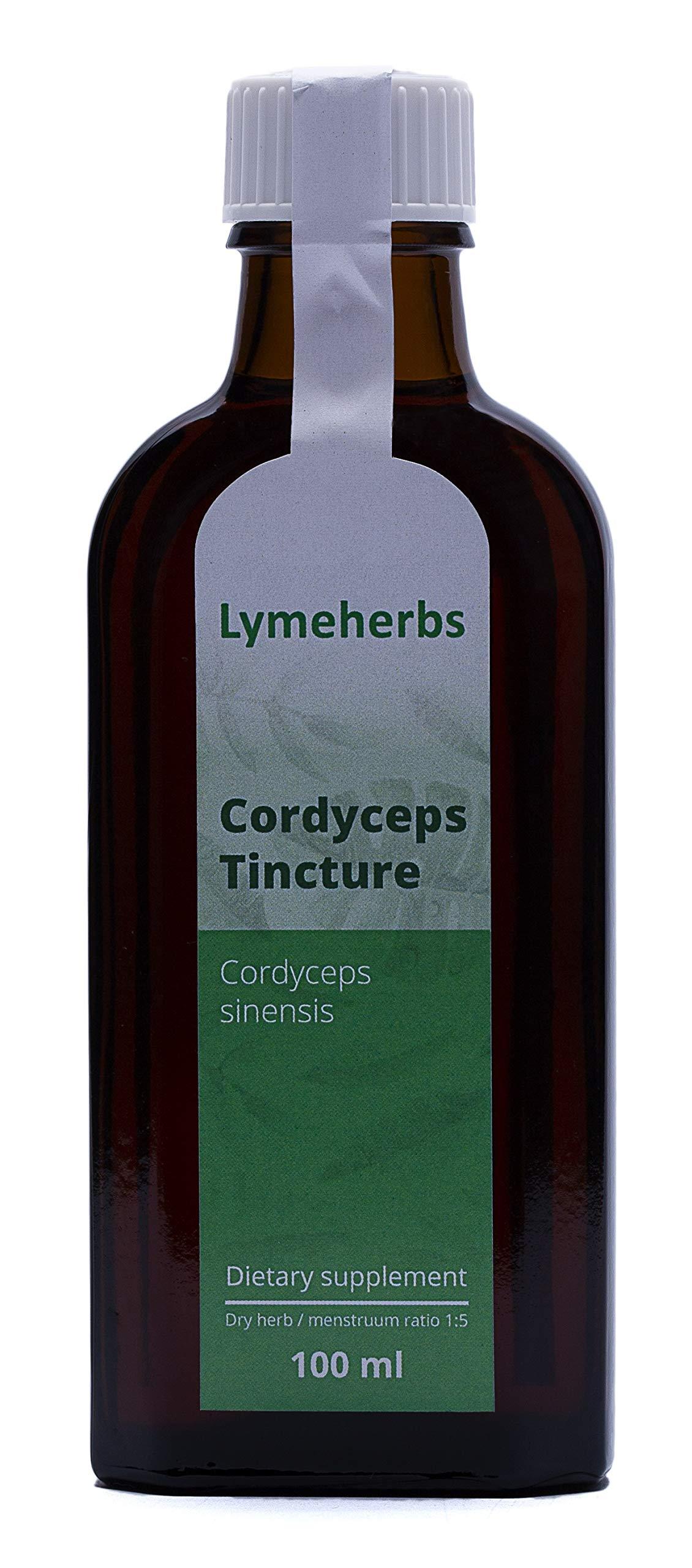 Cordyceps Tincture 1:5, 100 ml