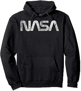 NASA Simple Logo Sweat à Capuche