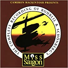 The Complete Recording of Boublil and Schönberg's Miss Saigon