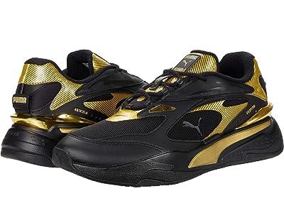 PUMA RS-Fast Metal (Puma Black/Puma Team Gold) Men