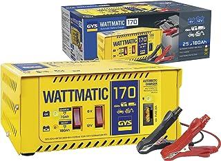 GYS Automatisches Batterieladegerät 6/12 V, WATTMATIC 180