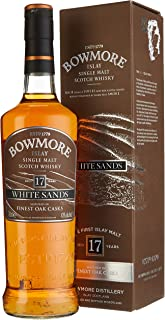 Bowmore 17 Years Old White Sands mit Geschenkverpackung Whisky 1 x 0.7 l