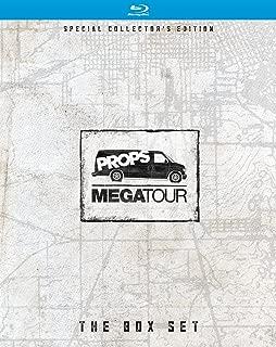 Props Megatour Collectors Edition Blu-ray Box Set