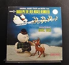 Original Sound Track & Music From Rudolph The Red Nosed Reindeer (Original LP Album)