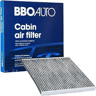 BBO AUTO BCF11819 Premium Cabin Air Filter with Active Carbon Media – Fits Hyundai Sonata, Santa Fe, Azera, Santa Fe XL | Kia Optima, Sedona, Cadenza (CF11819 REPLACEMENT)