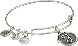 Alex and Ani - Initial F Charm Bangle