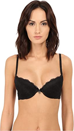 Classic Lace Push-Up Bra