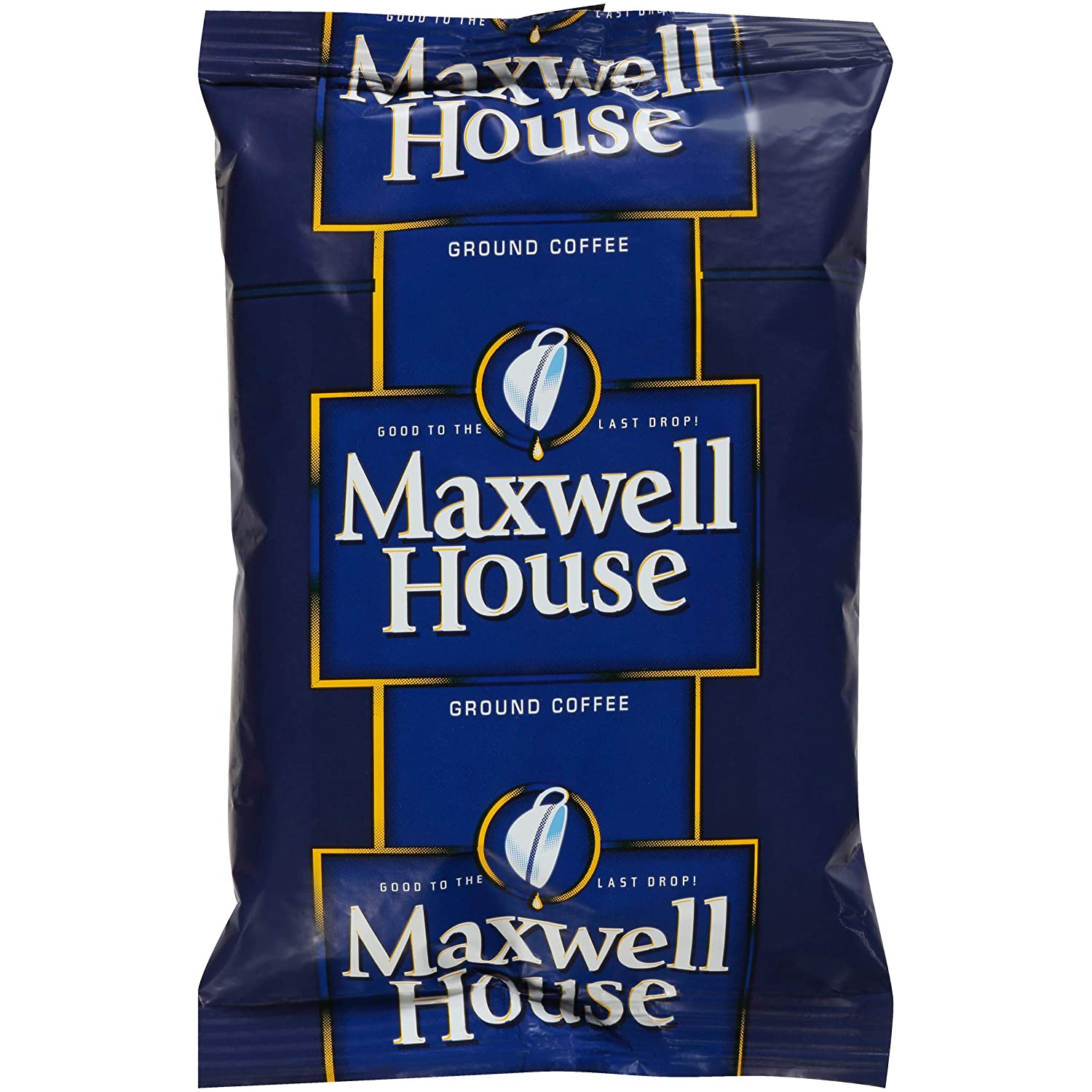 Maxwell House Max 76% OFF Cafe Roast Coffee Financial sales sale of 152 Pack Bags 2.5oz