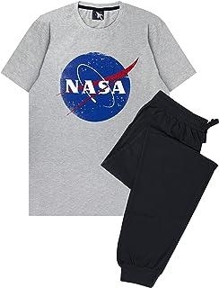 NASA Space Logo Men's Pyjama Lounge Set
