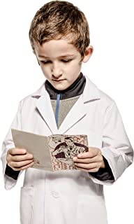 Kid's Lab Coat Durable Lab Coats for Kid Scientists or Doctors