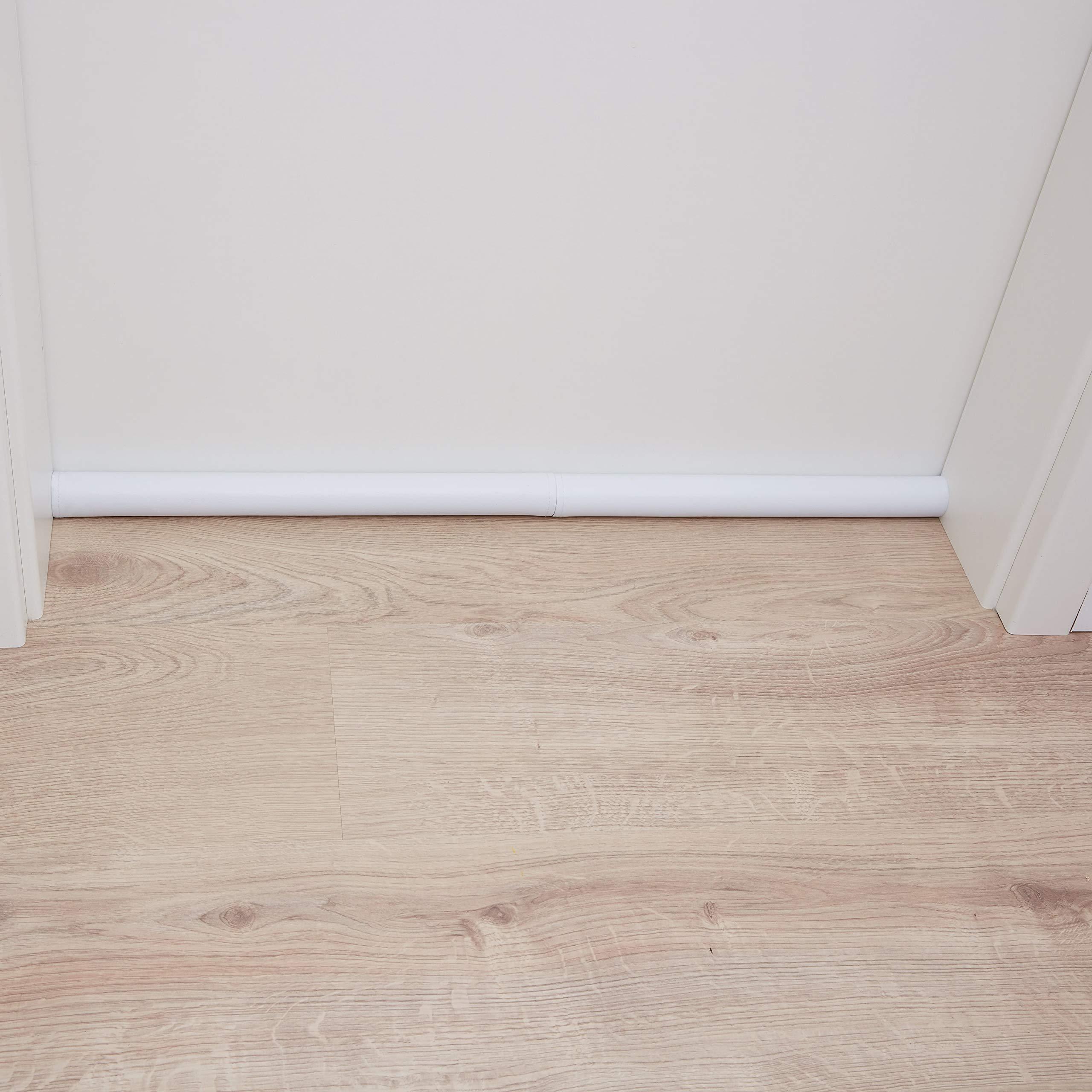19 x gris blanco animal puerta de casa cortavientos protección contra el  viento tope de aire puertas puerta puerta tracción perro excluder Door  drenaje