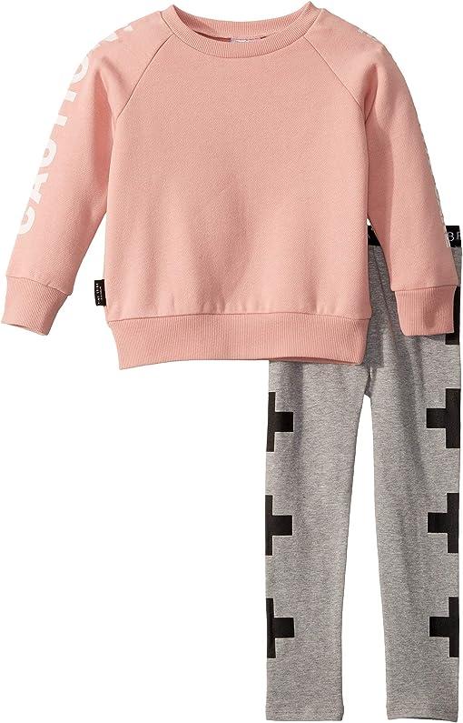 Pink/Grey