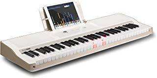 The ONE Smart Piano Keyboard with Lighted Keys, Electric Piano 61 keys, Home Digital..