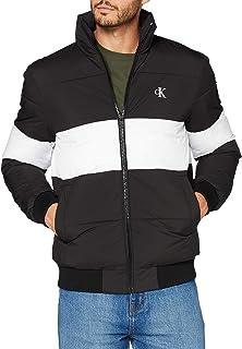 Calvin Klein Outline Logo Jacket Giacca Uomo