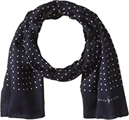 Dot Tubular Scarf